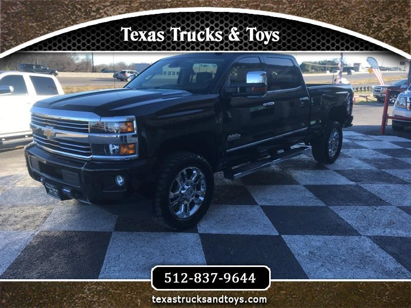 2015 Chevrolet Silverado 2500HD High Country Crew Cab Short Box 4WD