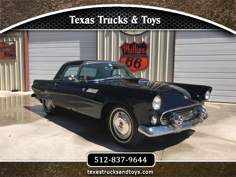 1955 Ford Thunderbird 2dr Conv w/Hardtop Deluxe
