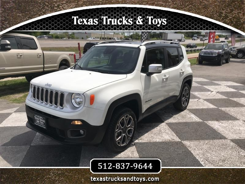 2018 Jeep Renegade 4WD 4dr Limited