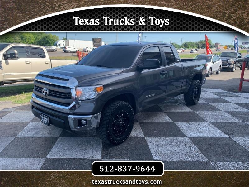 2015 Toyota Tundra 4WD Truck Double Cab 4.6L V8 6-Spd AT SR (Natl)