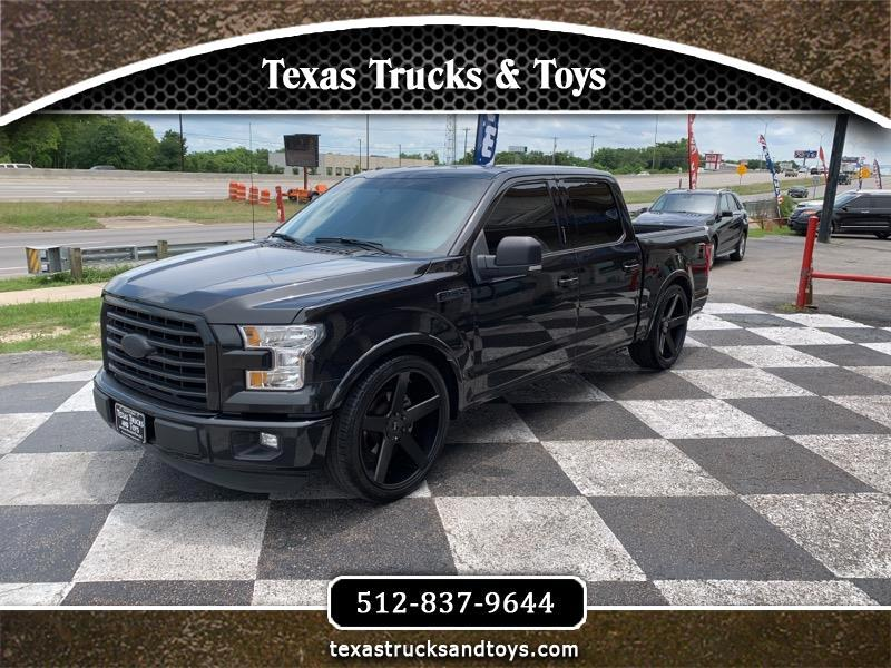 2015 Ford F-150 SuperCrew 139