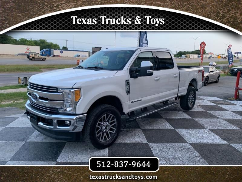 2017 Ford F-250 SD Lariat Crew Cab Short Bed 4WD