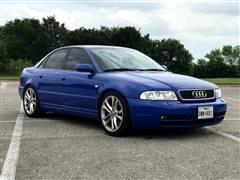2000 Audi S4 Avant