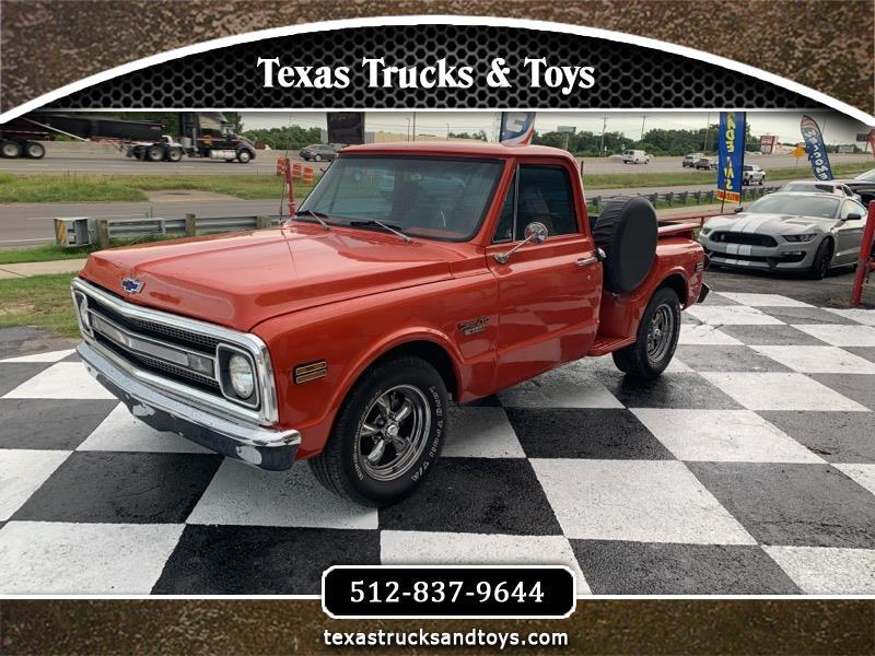 1969 Chevrolet 1/2 Ton Pickups