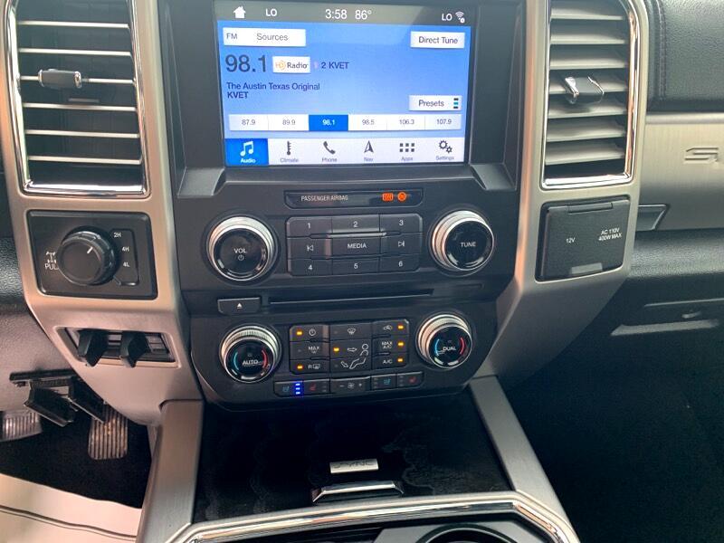 2018 Ford F-250 SD Platinum