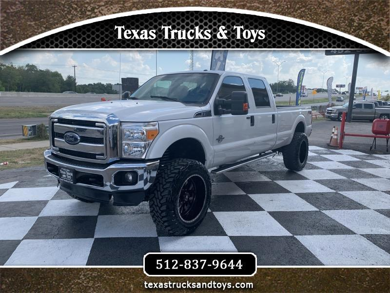 2016 Ford F-350 SD XLT Crew Cab Long Bed 4WD