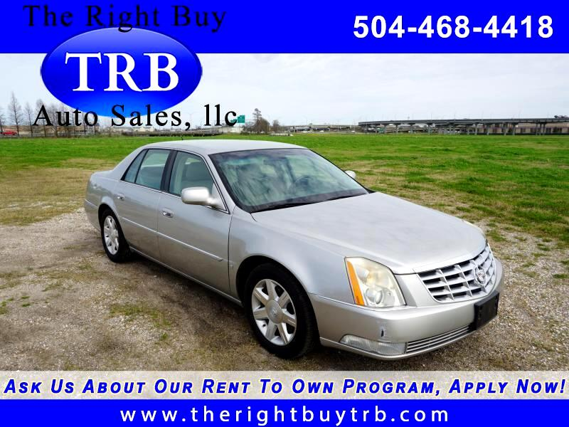 Cadillac DTS Luxury 1 2007