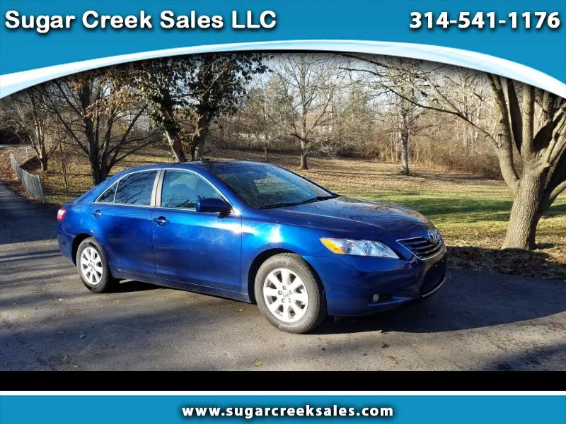 2009 Toyota Camry 4dr Sdn XLE Auto