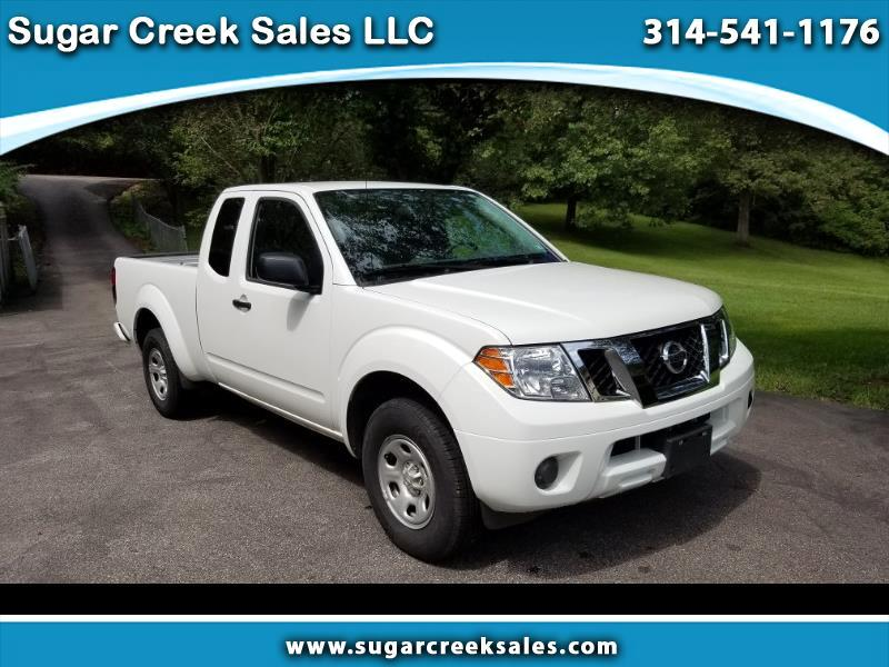 2018 Nissan Frontier 2WD King Cab I4 Auto S