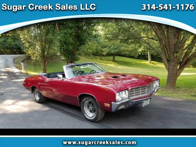 Buick Skylark Convertible 1970