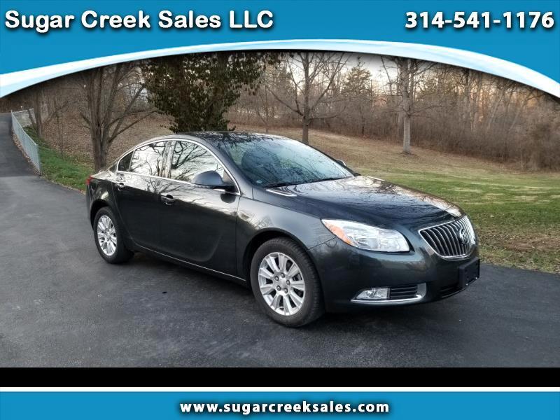 Buick Regal Premium 2 2012