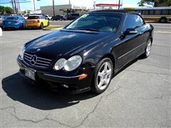 2005 Mercedes-Benz CLK-Class