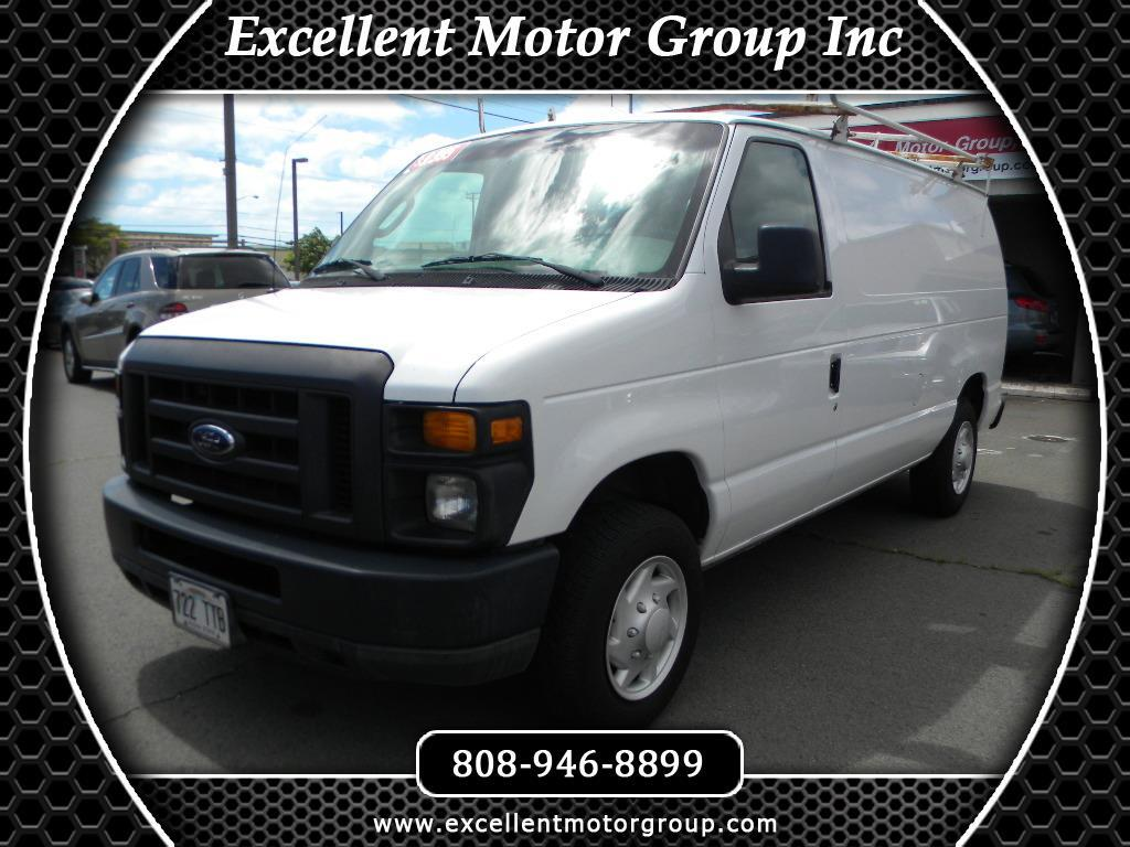 2008 Ford E150 CARGO VAN Base