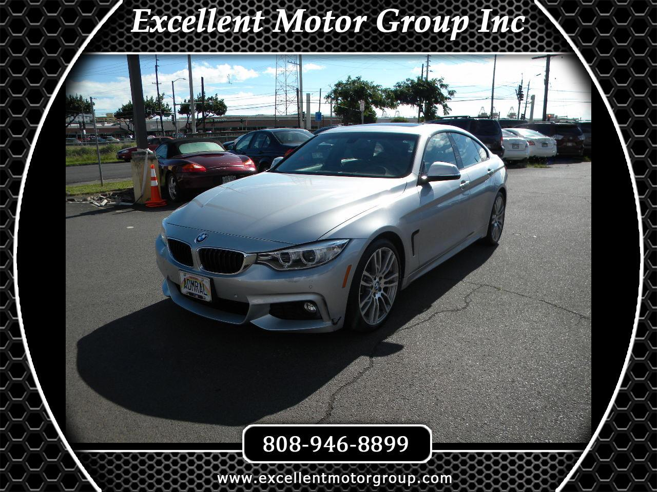 2017 BMW 4-Series Gran Coupe 430i