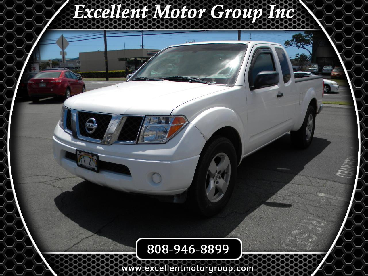 2005 Nissan Frontier XE King Cab 2WD