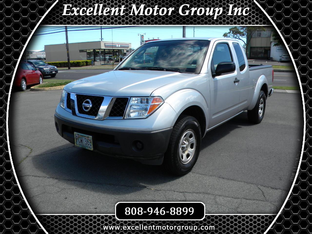 2006 Nissan Frontier XE King Cab 2WD