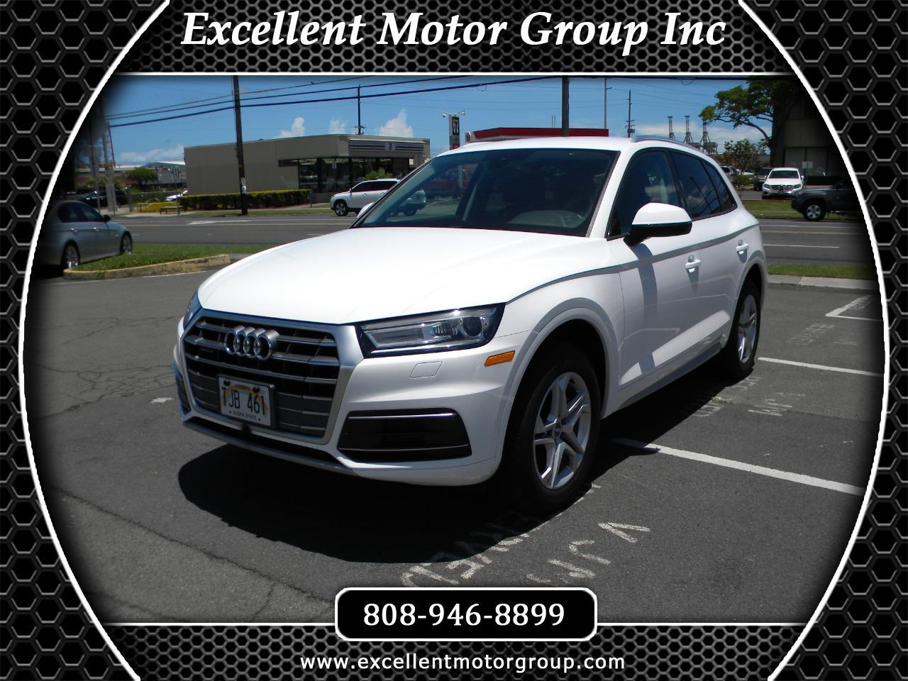 2018 Audi Q5 2.0T Premium Quattro w/ Tech Package