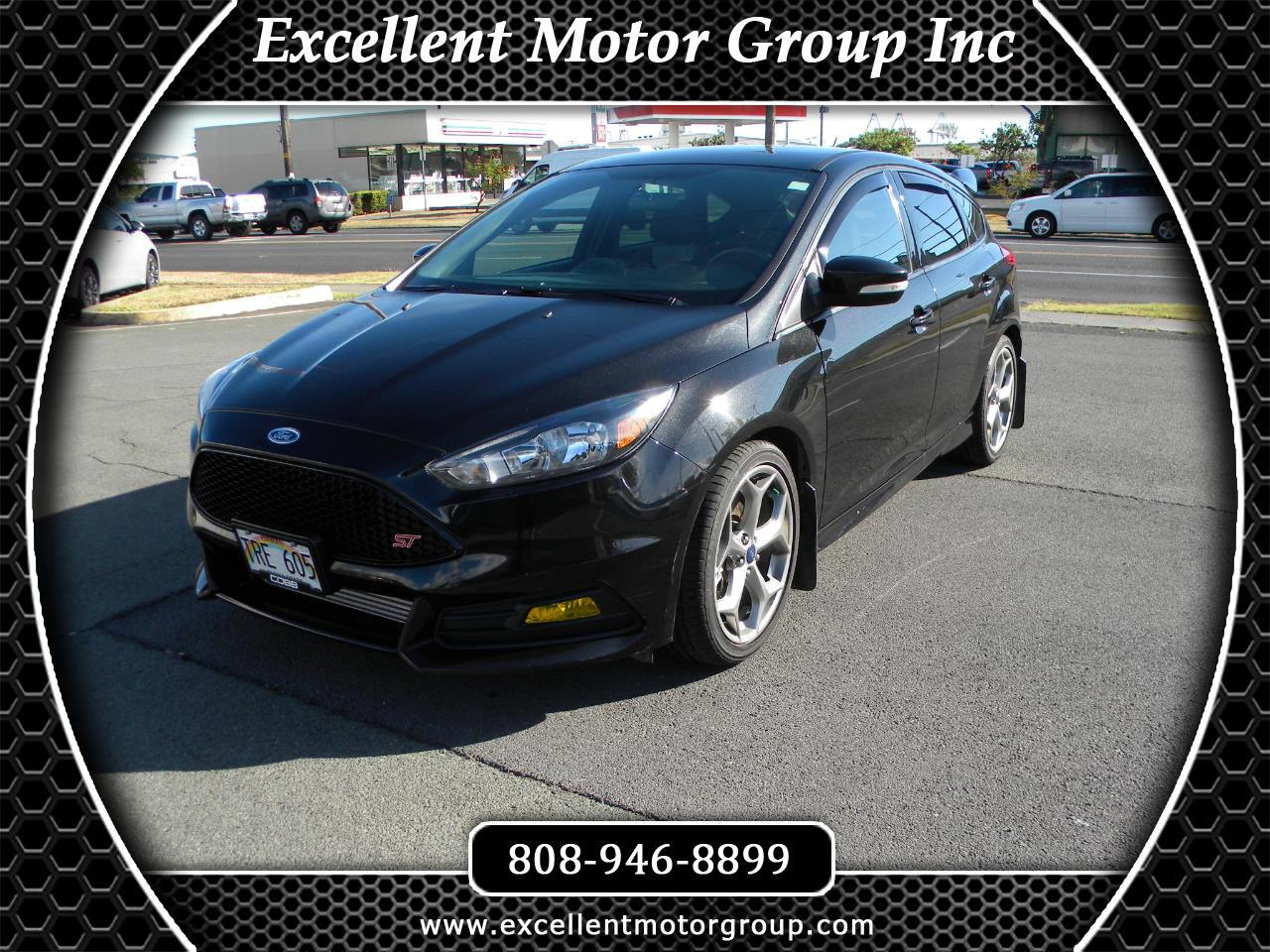 Ford Focus ST Hatch 2015
