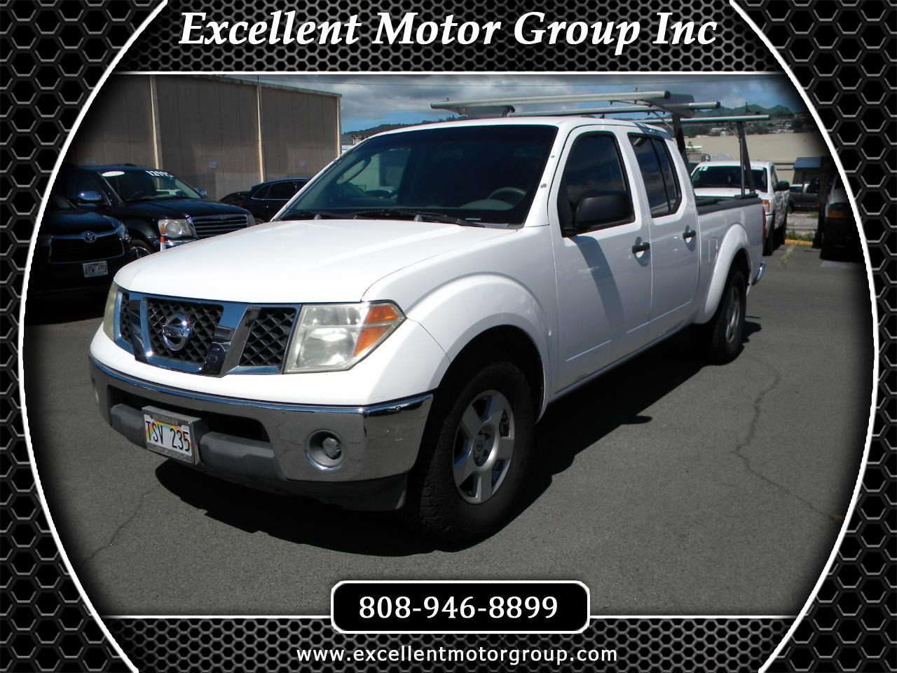 2007 Nissan Frontier SE Crew Cab Long Bed 2WD