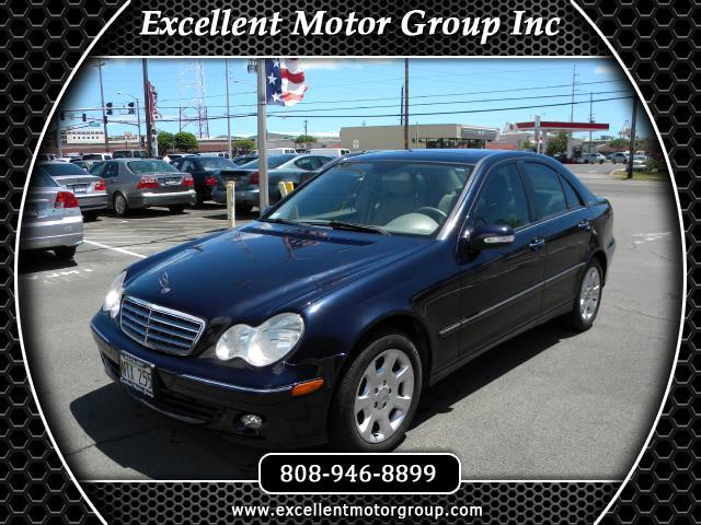 2005 Mercedes-Benz C-Class C240 Sedan