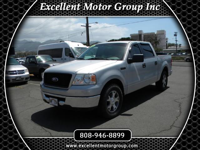 Ford F-150 XLT SuperCrew 6.5-ft Box 2WD 2006