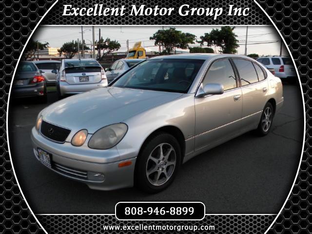 2000 Lexus GS 300/400 GS 400