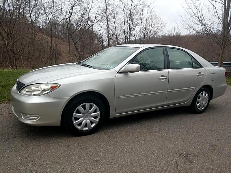 Used 2005 Toyota Camry LE for Sale in Pittsburg PA 15202