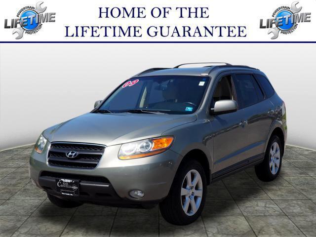 2009 Hyundai Santa Fe Limited AWD