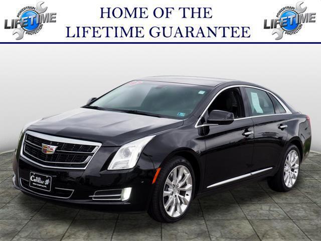 2017 Cadillac XTS Luxury FWD