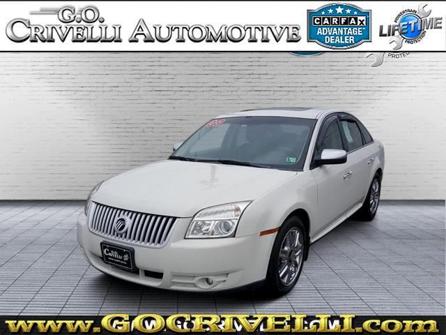 Mercury Sable Premier 2009