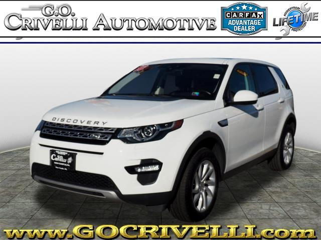 2018 Land Rover Discovery Sport HSE 237 HP