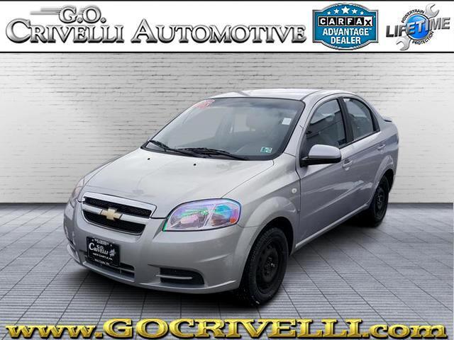 Chevrolet Aveo LS 4-Door 2008