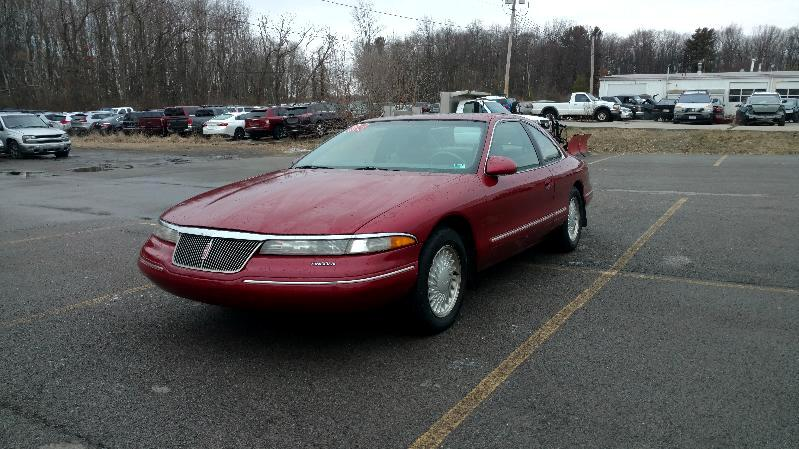 Lincoln Mark VIII Base 1993