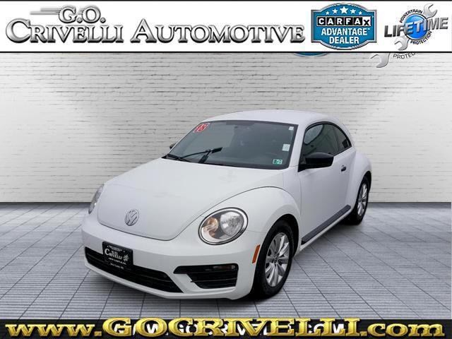 Volkswagen Beetle 2.0T Coast 2018
