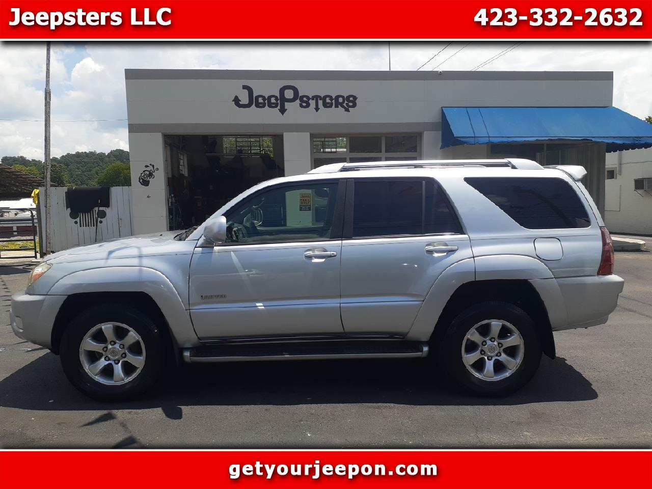 Toyota 4Runner Limited 2WD 2003