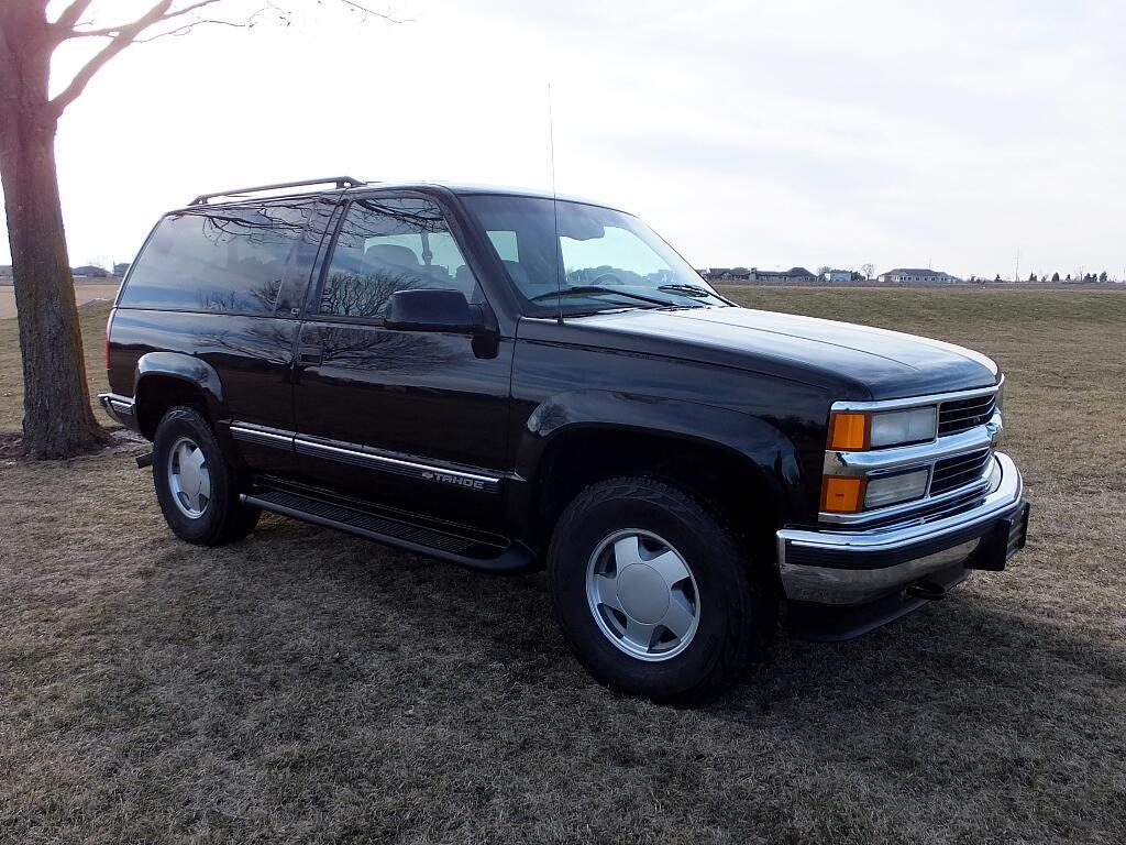 1998 Chevrolet Tahoe 2-Door 4WD