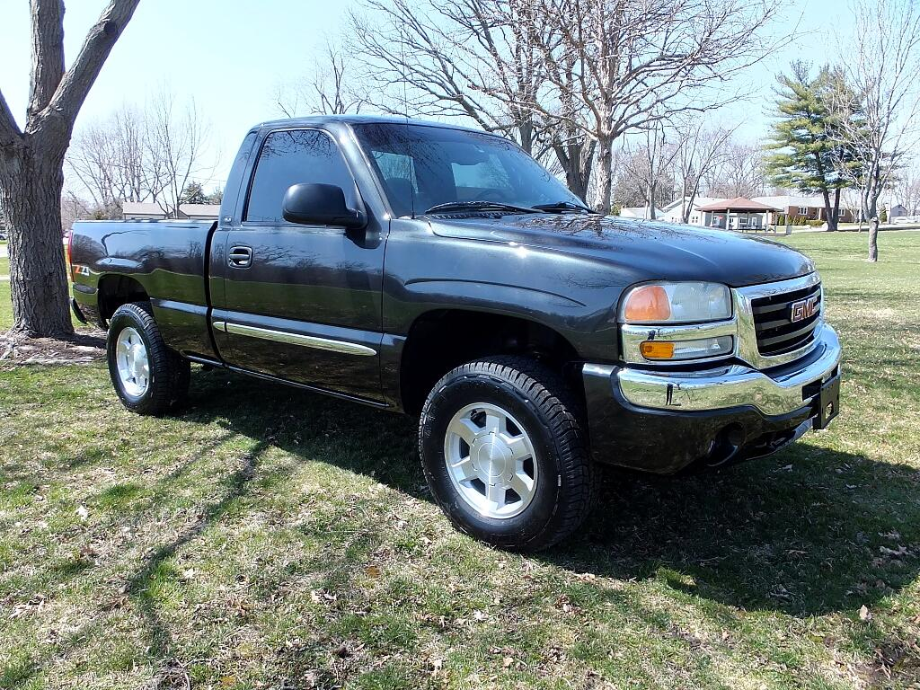 2003 GMC Sierra 1500 SLE Short Bed 4WD