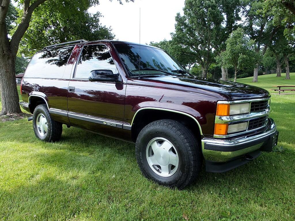 1997 Chevrolet Tahoe 2-Door 4WD