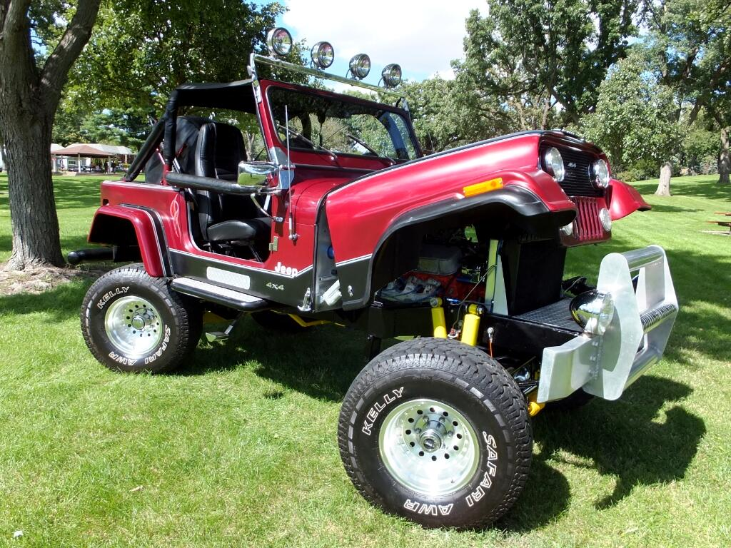 1978 Jeep CJ-7 Base