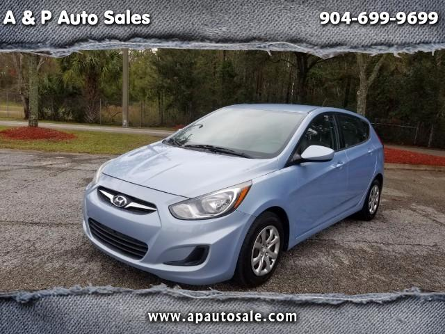 2013 Hyundai Accent GS 5-Door
