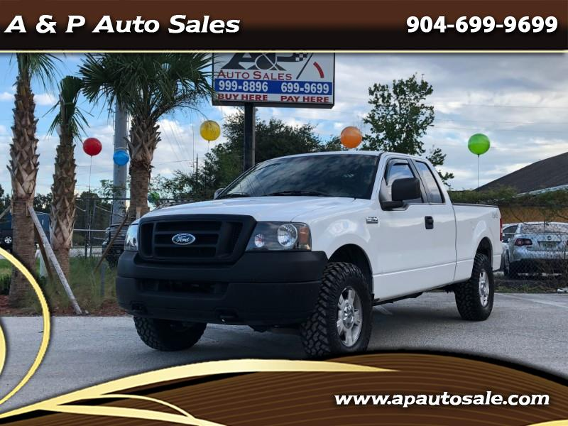 2005 Ford F-150 XLT SuperCab Long Bed 4WD