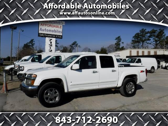 2009 Chevrolet Colorado LT2 Crew Cab 4WD