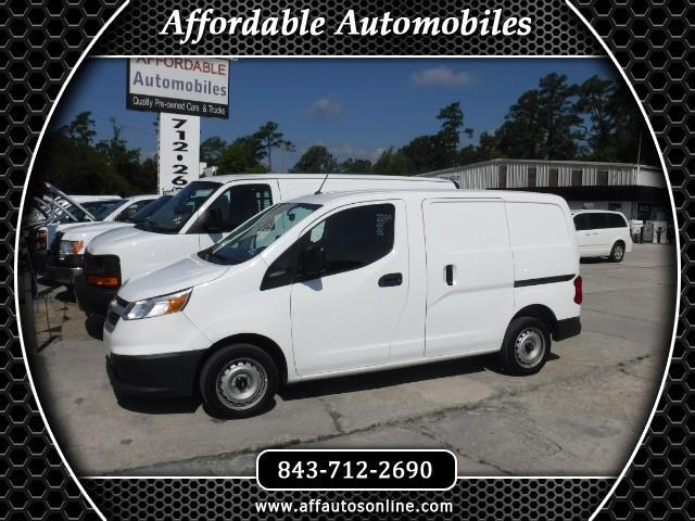 2015 Chevrolet City Express 1LT