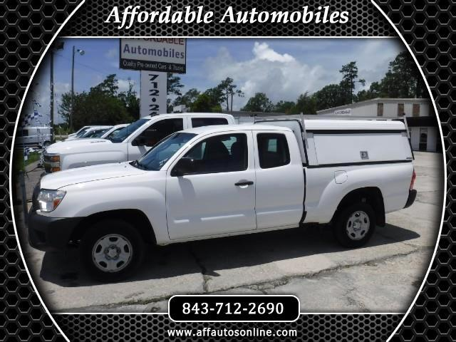 2015 Toyota Tacoma Access Cab I4 AT 2WD