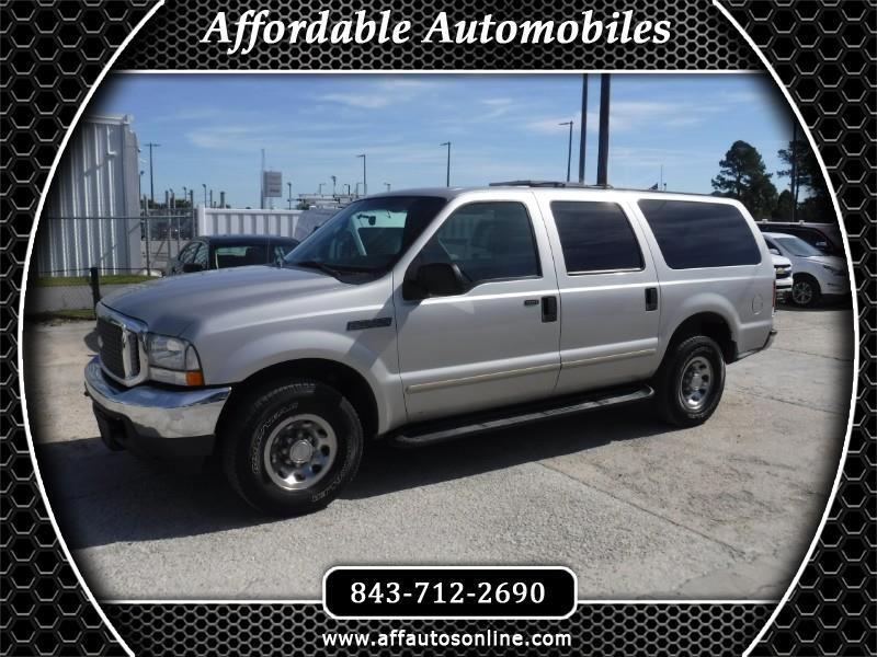 2004 Ford Excursion XLT 6.8L 2WD
