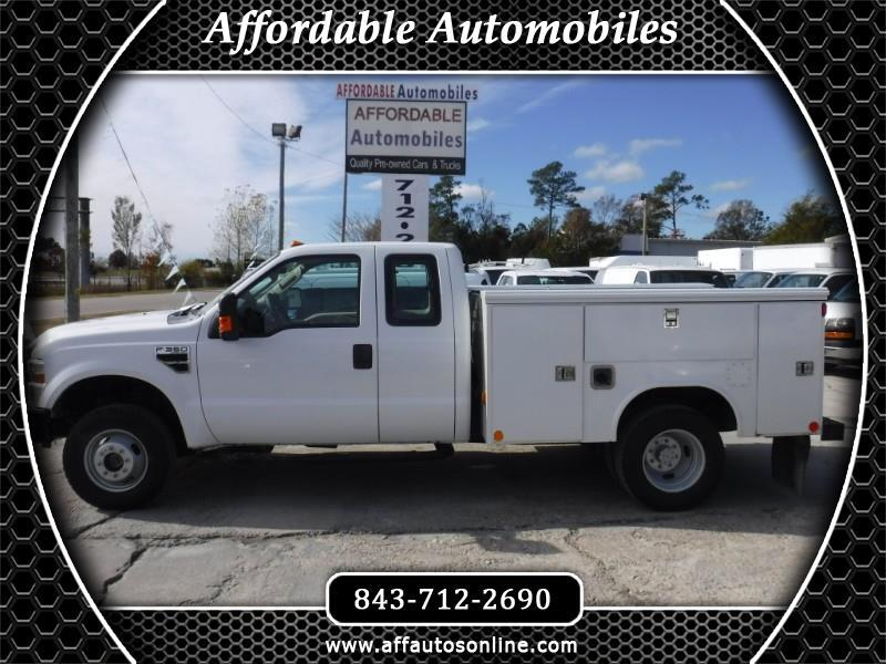 2010 Ford F-350 SD XL SuperCab Long Bed DRW 4WD