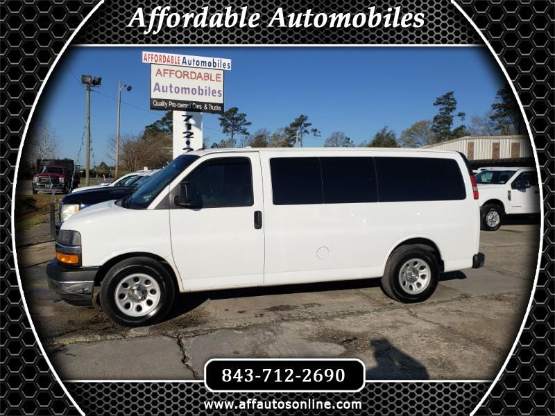 2013 Chevrolet Express LT 1500