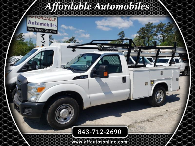 2012 Ford F-350 SD XLT 2WD