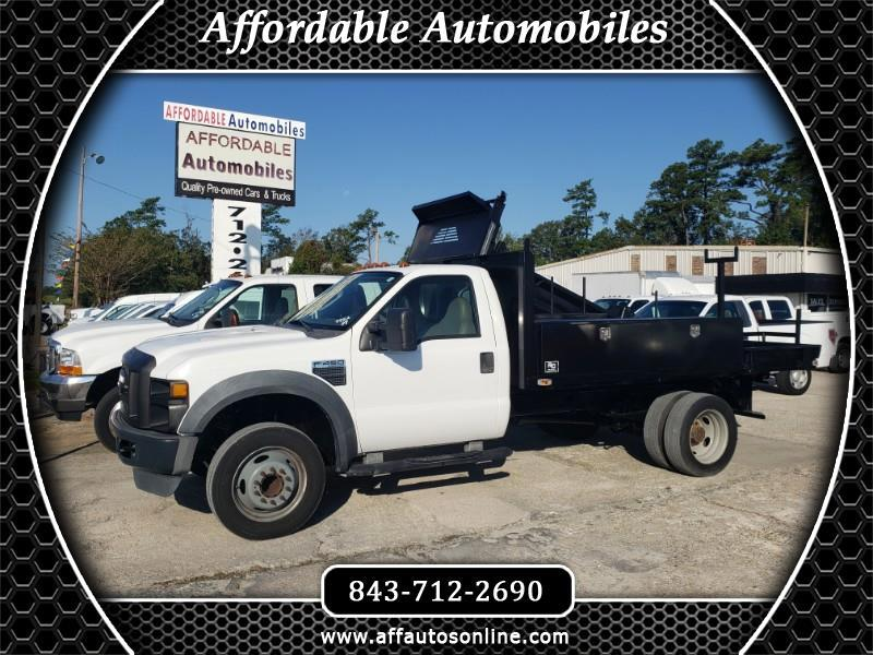 Ford F-450 SD Regular Cab 2WD DRW 2008
