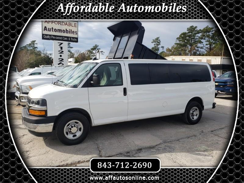 Chevrolet Express LT 3500 Extended 2018